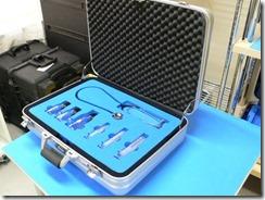 医療機器収納 アルミケース