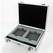 アルック・ライトS MO/FD専用内装 アタッシュタイプのアルミケース0526-103