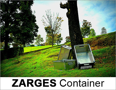 ZARGES Special Container