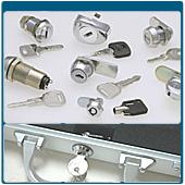 シリンダー錠の画像